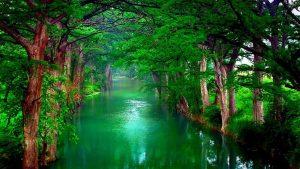 путь воды