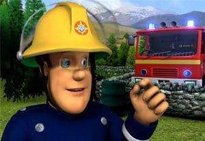 пожарник сэм