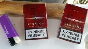 трудно босить курить