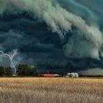 буря гнев