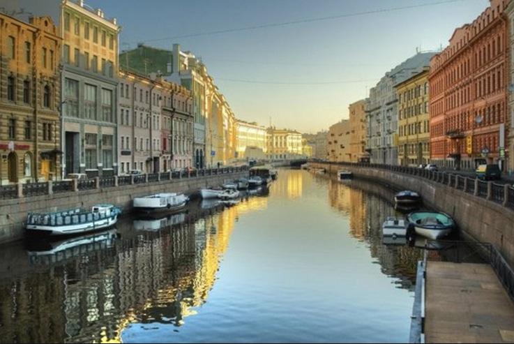 канал ленинград