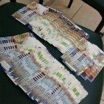 деньги и сигареты