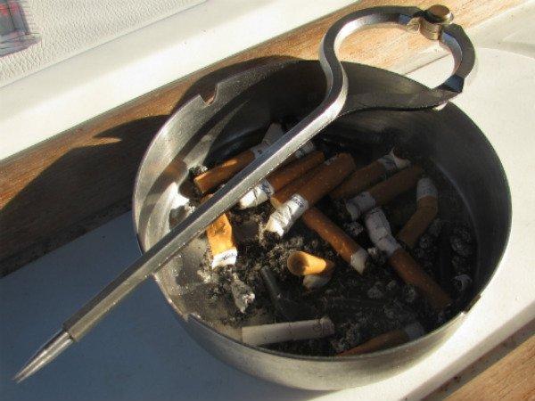 курение симптомы